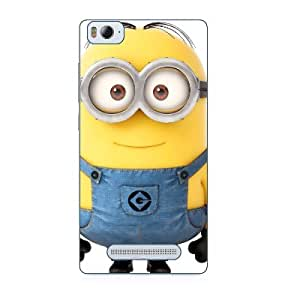 Happoz Xiaomi Redmi 3s Cases Back Cover Mobile Pouches Shell Hard Plastic Graphic Armour Premium Printed Designer Cartoon Girl 3D Funky Fancy Slim Graffiti Imported Cute Colurful Stylish Boys D131