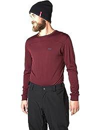 fb579ed9f99e Helly Hansen Men s Hh Merino Mid Ls Long-Sleeve T-Shirt