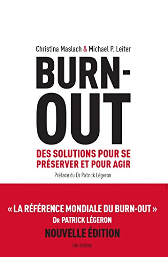 Burn out - nouvelle édition