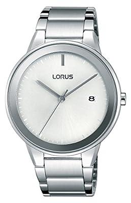 Relojes Lorus hombre-reloj de pulsera de moda de cuarzo analógico inoxidable RS929CX9 de Lorus Watches