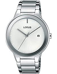 Lorus Watches Herren-Armbanduhr Fashion Analog Quarz Edelstahl RS929CX9