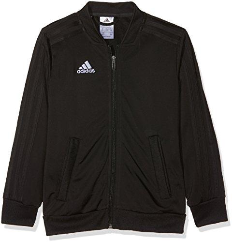 adidas Kinder CON18 PES JKT Y Jacket, Black/White, 13-14