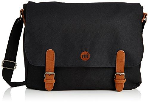 Mi-Pac Messenger Bolso de Viaje, 39 cm, 14 Litros, Classic Black