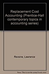 Replacement Cost Accounting
