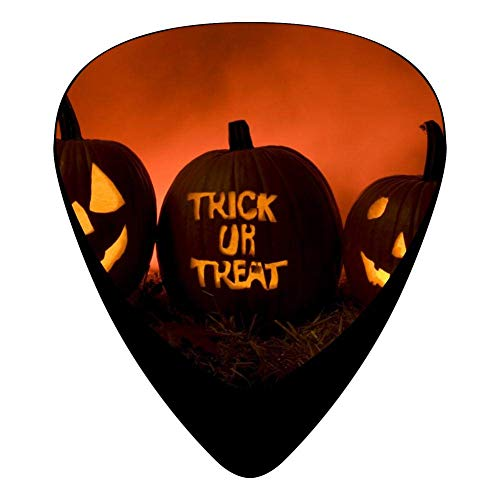 reat Celluloid Electric Guitar Picks 12-pack Plectrums For Bass Music Tool ()