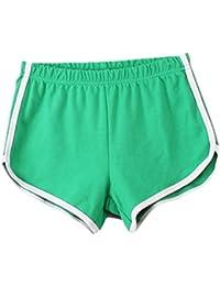 Y-BOA 1Pc Short Court Sport Homme En Coton Mince Taille L
