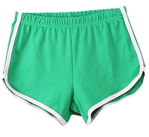 Short Court Coton Homme - Y-BOA 1Pc Short Court Sport Homme En