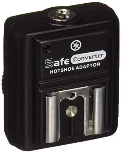 SMDV Hot Shoe Safe Sync Adapter SM-512 for Samsung NX100, NX5, NX10, GX-10, GX-20, Hotshoe Hot-shoe-sync-adapter