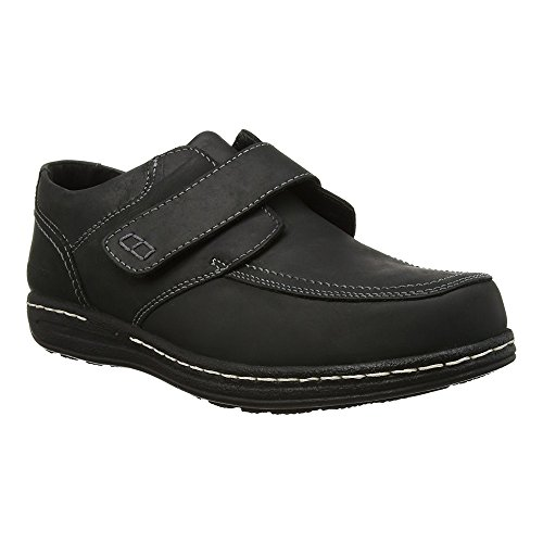 Hush Puppies Herren Vince Victory Slipper Black