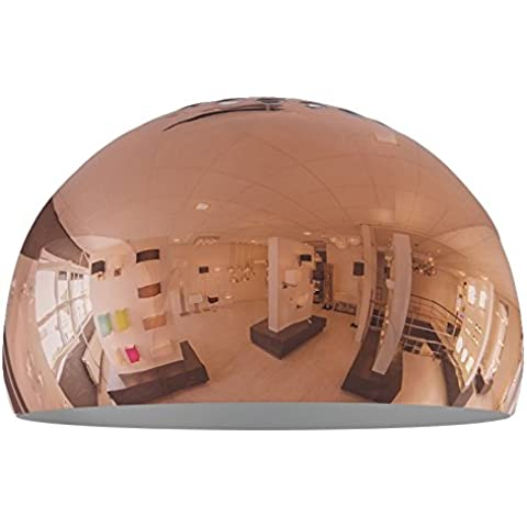 QAZQA Paralume 'Globe 33' moderno rame