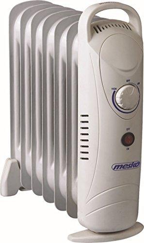 Mesko MS7804 Radiador de Aceite 7 Elementos, 700W