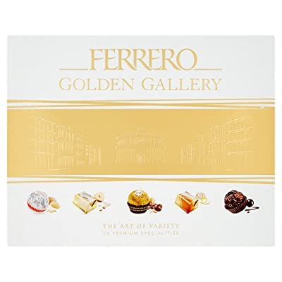 Ferrero Golden Gallery 22 Piece Assortment