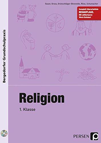 Religion - 1. Klasse (Bergedorfer® Grundschulpraxis)