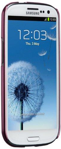Case Mate CM022460  Glam Case für Apple iPhone 5 silber Rosa