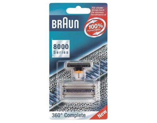 Braun 8000 Serie (Diverse Haushalt Rasierer-Kombi-Pack BRAUN 8000-51S-380)