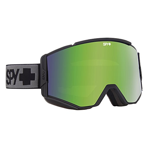 Spy Snow Goggle Ace with Bonus Lens, colore bianco,...