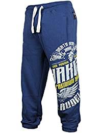 Yakuza Premium Jogginghose 2331 dunkelblau