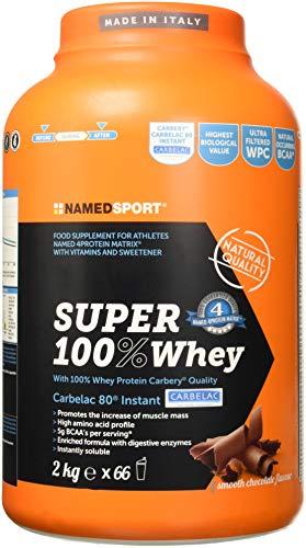 Named integratore, proteine, siero di latte - 2 kg