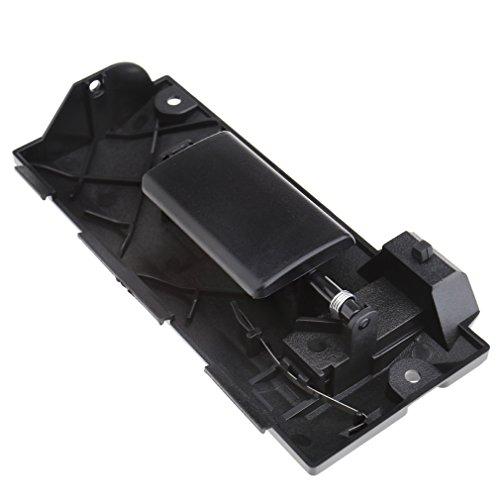 Preisvergleich Produktbild Schwarz HANDSCHUHKASTEN GRIFF Handschuhfach Für Ford Mondeo MK3 2000-2007