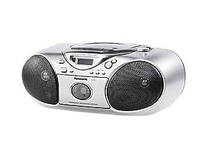 Panasonic RX-D25 EG-S Radio Cassettes Lecteur CD