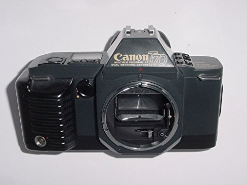 Canon T70 T 70 Gehäuse Body Canon Digital Picture Frame