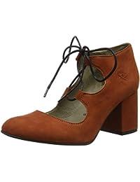 FLYA4|#Fly London Titu939fly, Zapatos de Tacón para Mujer