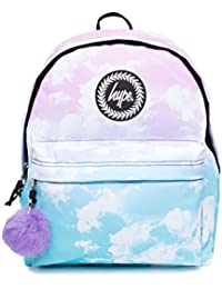 HYPE Backpack Rucksack School Bag for Girls Boys | Over 40 varieties | Ideal Travel Day Shoulder Pack for University College