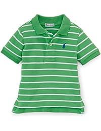 Ralph Lauren - Polo - Bébé (garçon) 0 à 24 mois vert Green 6-9 mois