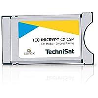 TechniSat TechniCrypt CX modulo CI con decifratura dei programmi cifrati, colore: argento - Trova i prezzi più bassi su tvhomecinemaprezzi.eu