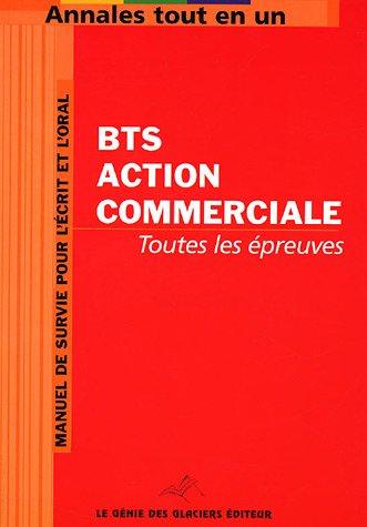 BTS Action commerciale