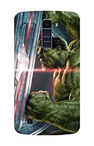 High Quality Printed Designer Back Cover for LG K10