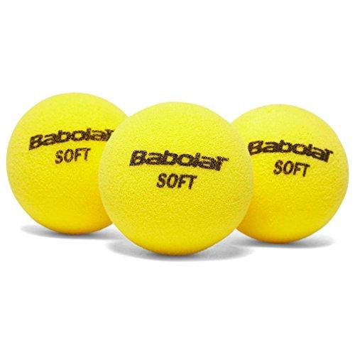 Babolat Soft Foam X3 Pelota de Tenis