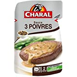 Charal sauce 3 poivres 120g - ( Prix Unitaire ) - Envoi Rapide Et Soignée