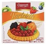 Coppenrath Feinbäckerei Zarte Mürbe-Torteletts 200g