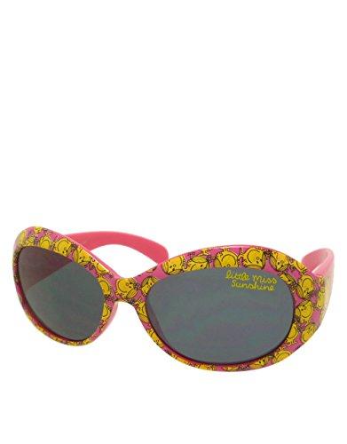Little Miss Sonnenbrille, Motiv Little Miss Sunshine, Pink, Alter 3-6 ()