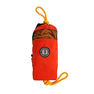 MUSTANG 75 FOOT PROFESSIONAL WATER RESCUE THROW BAG