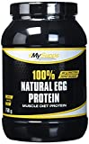 My Supps 100% Natural Egg Protein, 1er Pack (1 x 0.75 kg)
