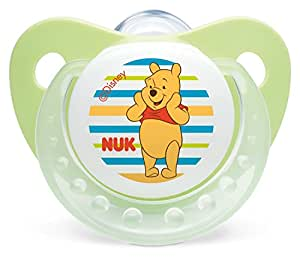 Sucette silicone 2 Taille 1 Walt Disney - Nuk