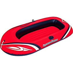 Bestway Canotto Hydro Force 242 X 141 Cm Colori Assortiti Mare Rafting Gommone 2 Adulti + Bambino