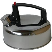 Yellowstone Stainless Steel Whistling Kettle