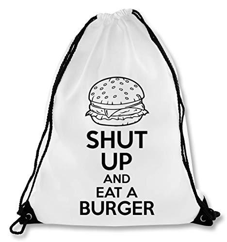 Shut Up and Eat A Burger Kordelzug