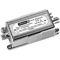 Vivanco STS BLV-NJ Amplificateur de signal satellite 16-20 dB (Import Allemagne)