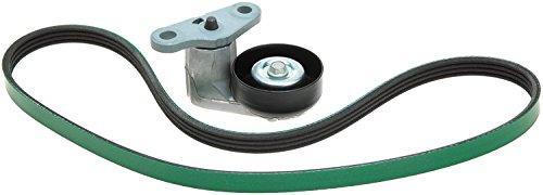ACDelco ack040378hd Professional Accessory Belt Drive System Spannrolle mit Gürtel und Satz -