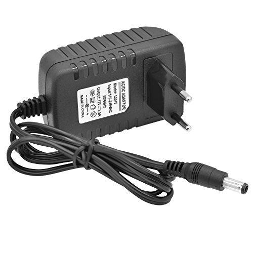 iProtect Netzteil Ladekabel AC Netzadapter 12V für Bose SoundLink Mini, SoundLink Mini II und SoundLink Mini III Bluetooth Lautsprecher Wireless-lautsprecher, Ac Power