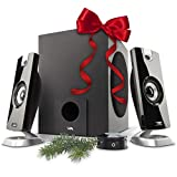 Best Acoustic Audio Speaker Stands - Cyber Acoustics 2.1 Computer Speakers (CA-3090) Review