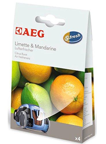 AEG ASMA s-fresh Duftgranulat Edle Limette und Mandarine Lufterfrischer Duft von Zitrusfrüchten
