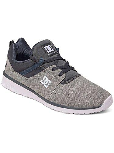 DC Shoes  Heathrow Se, Sneakers basses homme Gris
