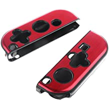 Anbau Protective Carry Hard Case Cover For Nintendo Switch Game Controller Red