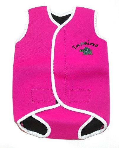 Tamino 2mm Babyshorty 68-74 (5XS), pink