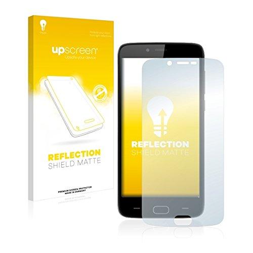 upscreen Reflection Shield Matte Bildschirmschutz Schutzfolie für Doogee Y200 (matt - entspiegelt, hoher Kratzschutz)